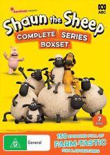 Shaun The Sheep COMPLETE Season 1-5  : NEW DVD