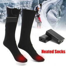 Heated Socks Warm Feet Foot Warmer Electric Battery Warming Thermal Sox