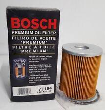 New Bosch Engine Oil Filter Fits Volkswagen Jetta Passat Golf  72184