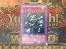 Yu-Gi-Oh Blue-Eyes Ultimate Dragon DLG1-EN001! Super Rare!