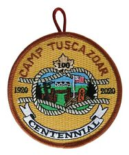 Tuscazoar Centennial Patch_Small