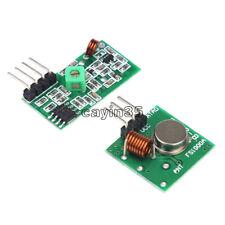 1/5PCS receptor transmisor de RF de 315/433 MHz Módulo Inalámbrico & Arduino armmcu am
