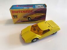Matchbox Superfast Datsun 126X - MB 33 In Excellent Condition With Good Box
