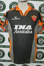 maglia calcio ROMA TOTTI TG M 1998/99 shirt maillot trikot camiseta NO RIPR
