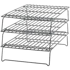 3 pc Stackable Cooling Grids from Wilton #151- NEW