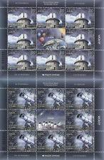 Europa CEPT 2009 astronomia-Bosnia Repubblica serba di 461-62 piccoli archi **