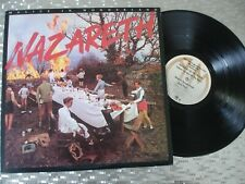 "Nazareth  ‎ ""Malice In Wonderland"" LP A&M Records ‎– SP-4799"