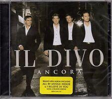"""IL DIVO """"ANCORA"""" CD 2006 columbia syco music sealed"""