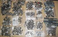 MGB Stainless Steel Kits of Nuts Bolts & washers Set .
