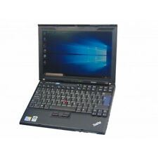 "CHEAP FAST LENOVO THINKPAD X200S 12.1"" Core 2 Duo 4GB RAM 160GB HDD WIN7 WIFI"