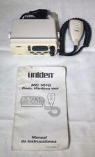 Uniden MC1010 VHF Marine Radio