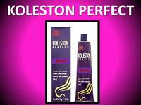 WELLA KOLESTON PERFECT PERMANENT HAIR COLOR 2 OZ NATURAL LIGHT BEIGE BLONDE 8/03