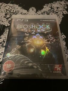 Bioshock 2 Sealed Game PS3 Official Special Edition/Collectors