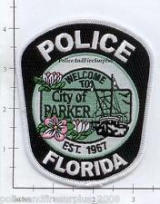 Florida - Parker FL Police Dept Patch