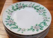 Vintage Regal China Virginia 1950's  salad plates set of 4 *free shipping