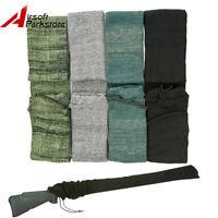 "4X 54"" Inch Shotgun Rifle Sock Gun Sleeve Hunting Bags Silicone Treate Shooting"