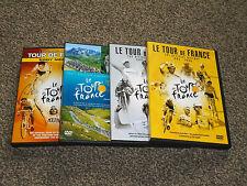 LE TOUR DE FRANCE : EDDY MERCKX 4 DISC CYCLING DVD SET - IN VGC (FREE UK P&P)
