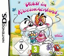 En DIDDL Käsekuchenland-Nintendo DS
