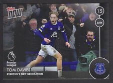 Topps Now - Premier League 2016/17 - 038 Tom Davies - Everton /87