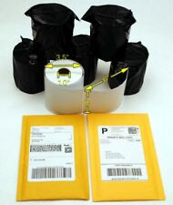 (1000) PREMIUM 4 x 6 Direct Thermal Shipping Labels 250/Roll X4 Rolls ZP450 2844