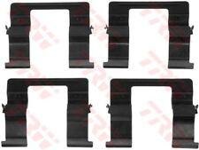 PFK470 TRW Kit di accessori, Pastiglie Freno A Disco Asse Anteriore