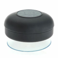 Waterproof Bluetooth Mini Speaker Shower Mic Handsfree Mic Suction for MP3 MP4