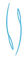 Dental Floss Threaders 10 In Pack  x  1    ideal floss holders for bridges