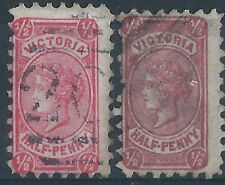 Victoria Postage Australian State & Territory Stamps
