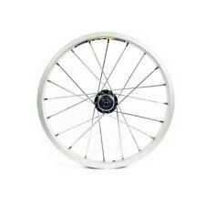 Composants et pièces de vélo argentés en acier pour Vélo BMX