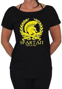 Spartan Death or ... Loose Girlie Boxen MMA Boxing 300 K1 Kickboxen Sparta Kult
