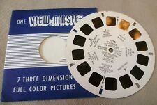 Vintage Viewmaster - Sawyer's Single Reel 1426 Cannes to Antibes France 1956