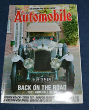 The Automobile November Monthly Transportation Magazines