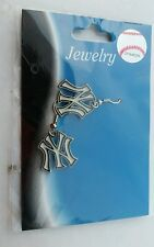 New York Yankees mlb Licensed dangle Earrings