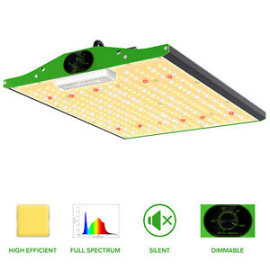 VIPARSPECTRA Pro Serie P1000 LED Grow Light Silent für Zimmerpflanzen Veg Flower