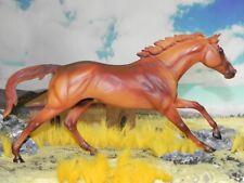 Excellent Breyer Horse 1192 Matte Affirmed Chestnut Cigar Mold Race 2003-04