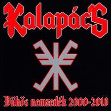 Kalapács: Dühös Nemzedék (2000-2010) 3CD+DVD BOX - FREE Shipping Worldwide