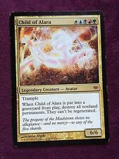 Child of Alara conflux   VO  MTG PLAYED (see scan)