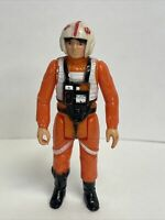 Star Wars Vintage Luke Skywalker Pilot Action Figure - Kenner 1978 Hong Kong