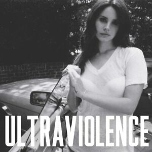 Lana Del Ray - Ultraviolence - Double 180 Gram Vinyl LP (New & Sealed)