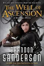 Mistborn: The Well of Ascension 2 by Brandon Sanderson (2014, Paperback)