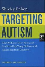Targeting Autism: What We Know, Dont Know, and Can Do to Help Young Children wi