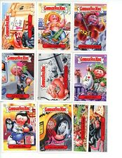 "2019 GPK NYC TAKEOVER Complete ""C"" Name Set 10 Cards Garbage Pail Kids"