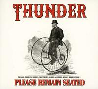 Thunder - Please Remain Seated [CD]