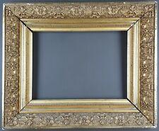 Cadre photo vert or bois ITALIE 24x30 28x35 30x30 30x40 30x45 40x40 40x50