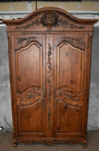 Ethan Allen Legacy Country French Armoire Pine #13-9423 finish #149