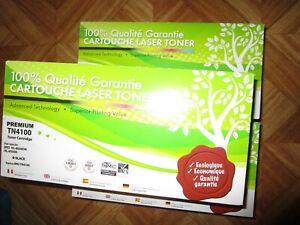 TONER Laser TN4100 BLACK Compatible BROTHER Imprimante Cartouche encre NEUF
