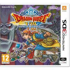 Dragon Quest VIII periplo del rey maldito 3DS