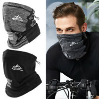 Neck Gaiter Bandana Headband Cooling Face Scarf Head Cover Snood Scarves.