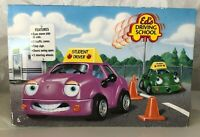 The Chevron Cars Danni Driver Vintage 1998 Collectible Car Purple Student