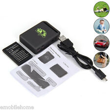 TK102B Car Vehicle GPS Tracker Locator with SOS Over-speed Alarm GSM SMS GPRS